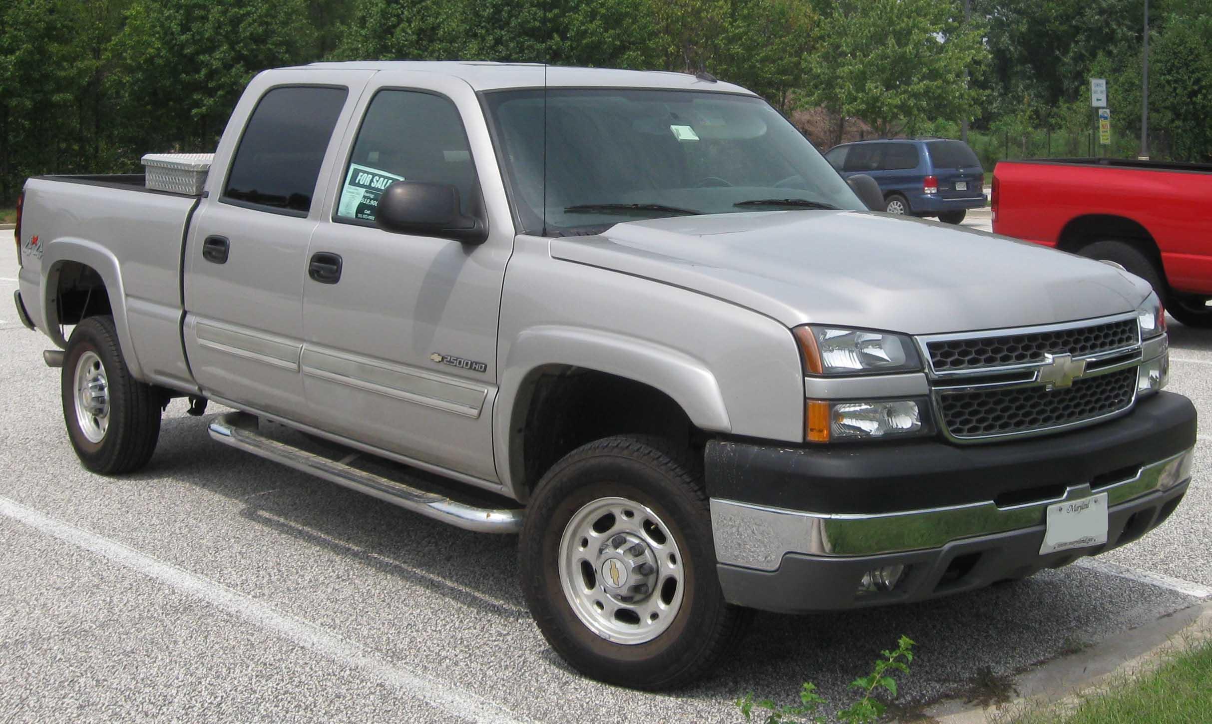 silverado hd sale truck for used chevrolet