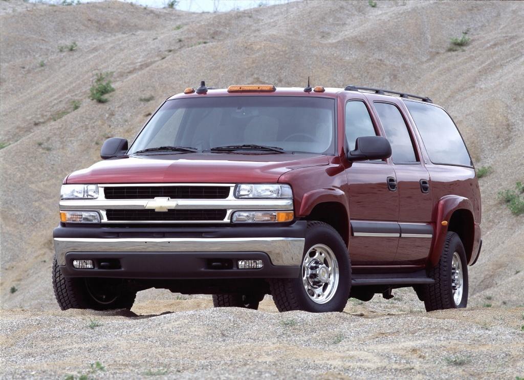 Chevrolet 2003 chevrolet suburban 2003 chevrolet suburban image 13