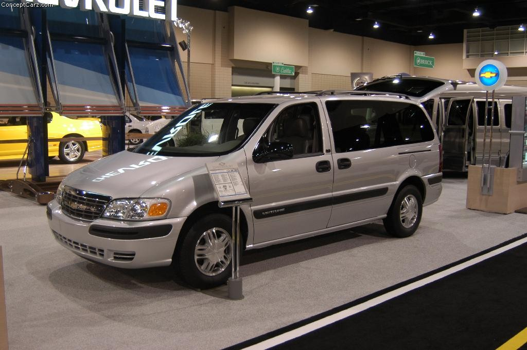 2003 Chevrolet Venture Information And Photos Zombiedrive