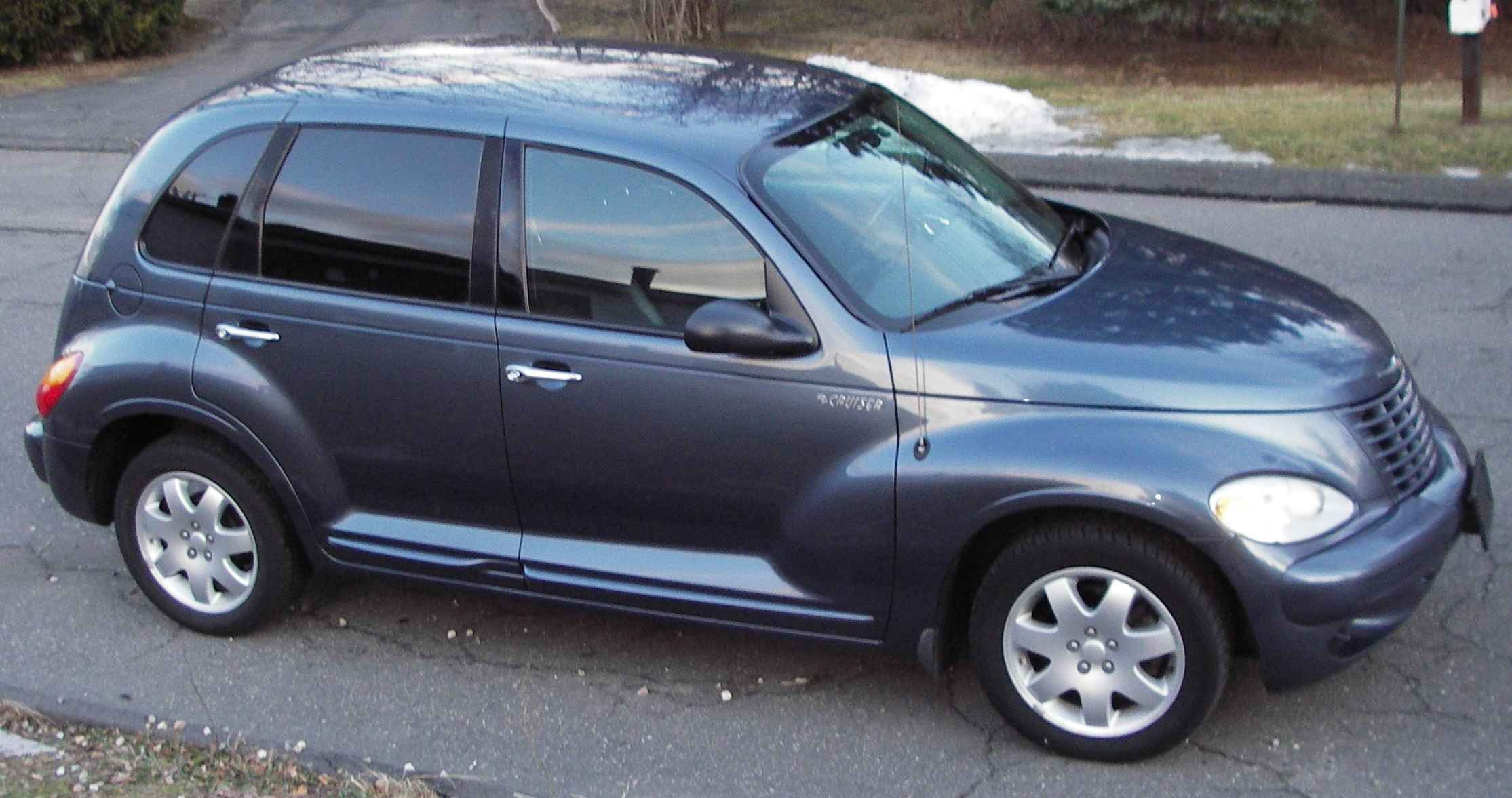 2003 chrysler pt cruiser information and photos zombiedrive. Black Bedroom Furniture Sets. Home Design Ideas