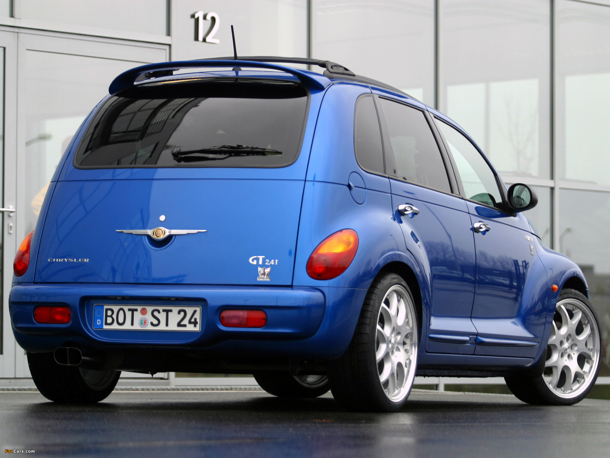Chrysler PT Cruiser #6