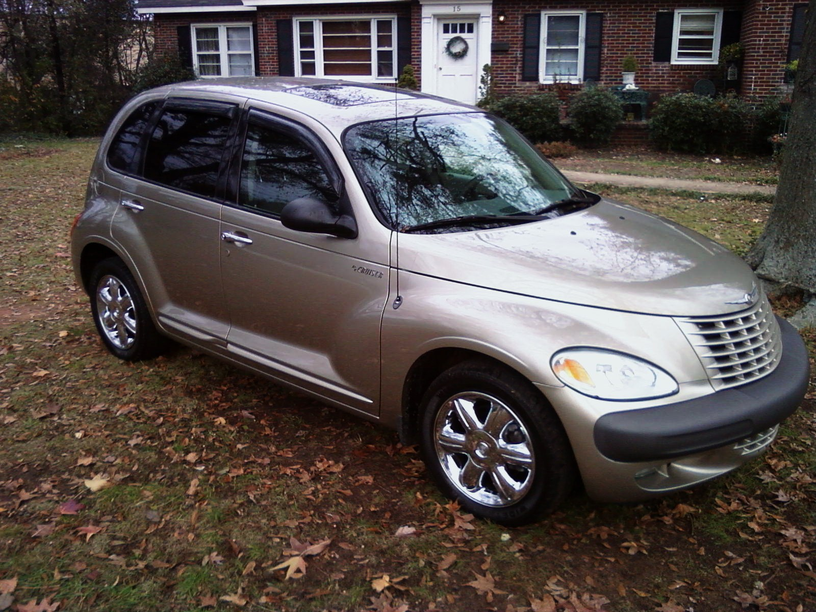 Chrysler PT Cruiser #8