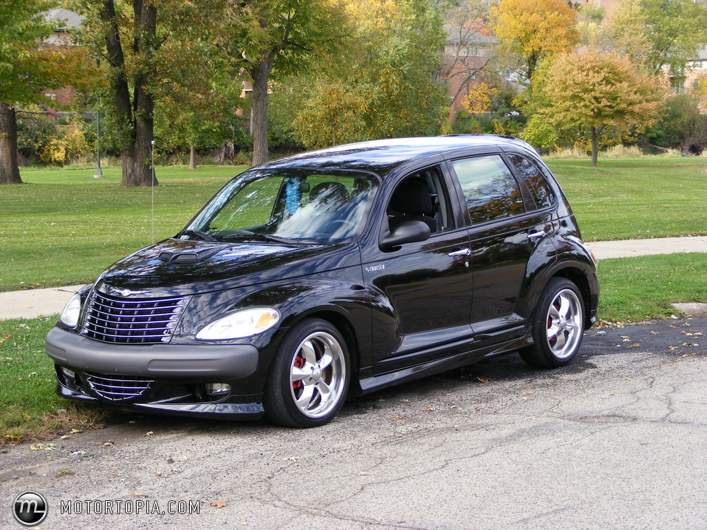 2003 chrysler pt cruiser information and photos. Black Bedroom Furniture Sets. Home Design Ideas