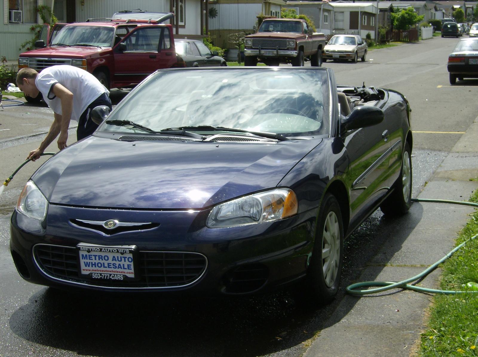 2003 Chrysler Sebring #17 Chrysler Sebring #17