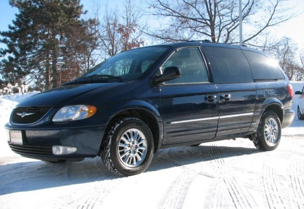 2003 Chrysler Town And Country Information Photos Zombiedrive