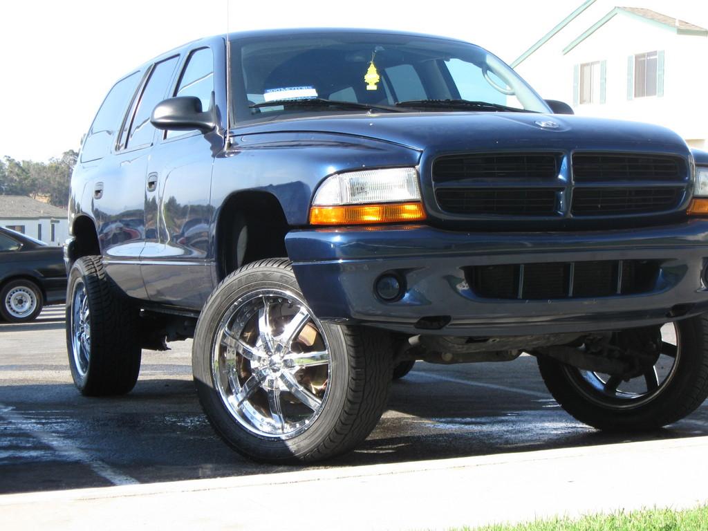 2003 Dodge Durango Image 19