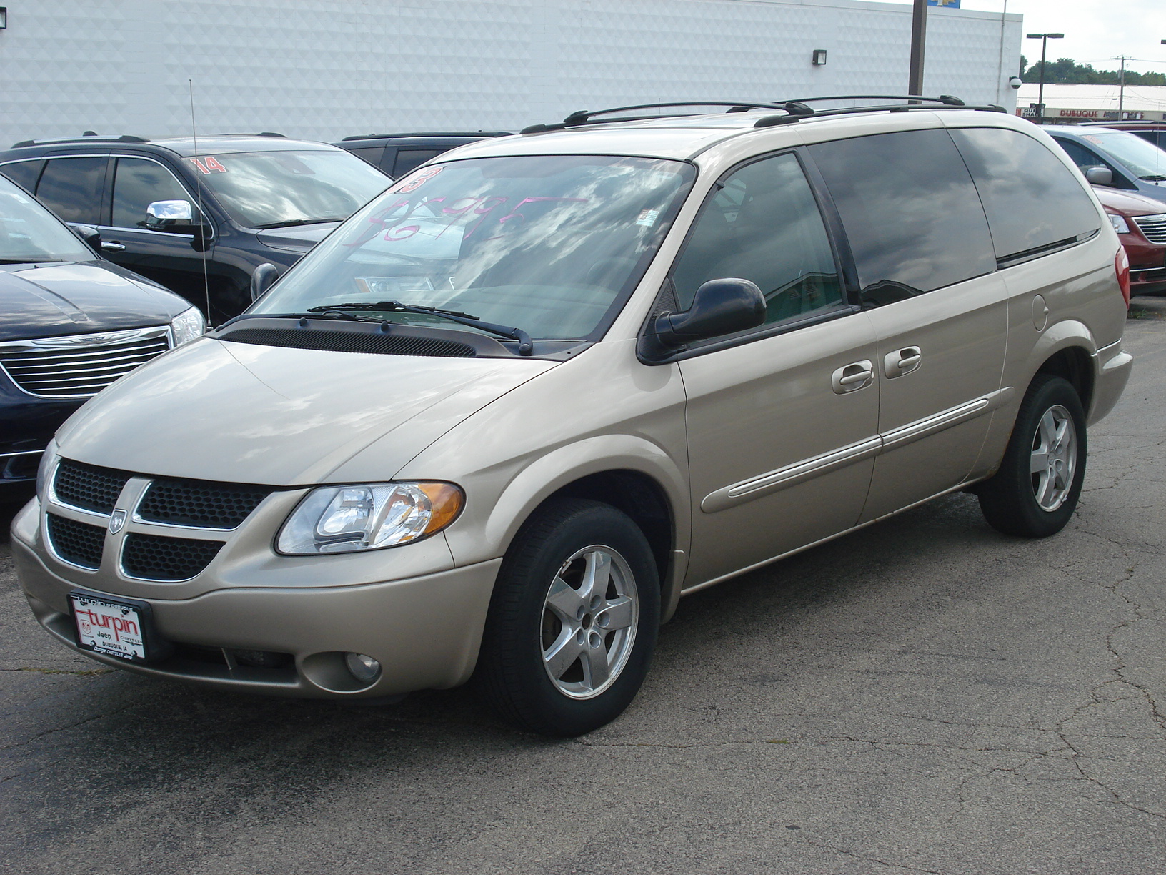 2003 dodge grand caravan information and photos zombiedrive. Cars Review. Best American Auto & Cars Review