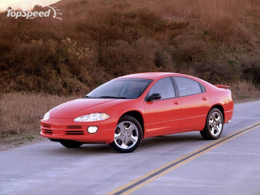 2003 Dodge Intrepid 6 Dodge
