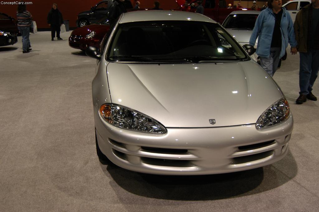 2003 Dodge Intrepid 7 Dodge