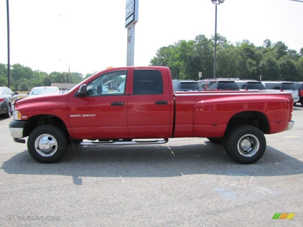 Dodge Ram 3500 >> 2003 DODGE RAM PICKUP 3500 - Image #4