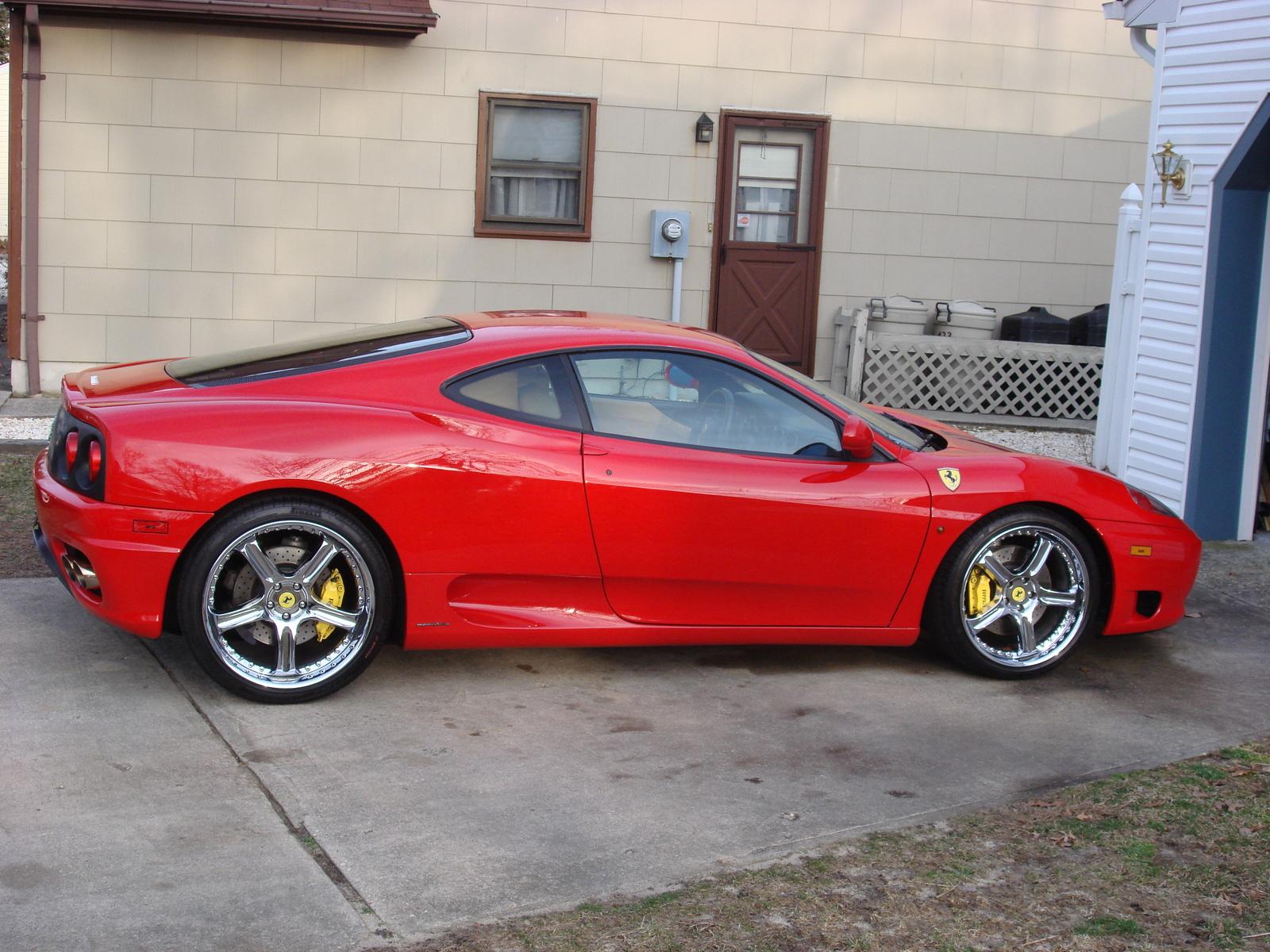 2003 Ferrari 360 Image 10
