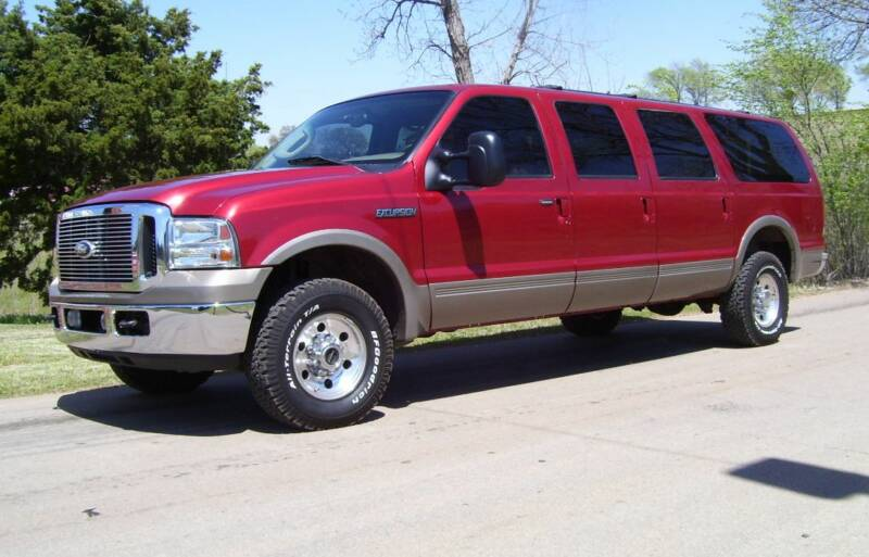 Ford Excursion #9