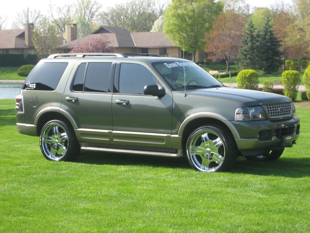 2003 ford explorer 6