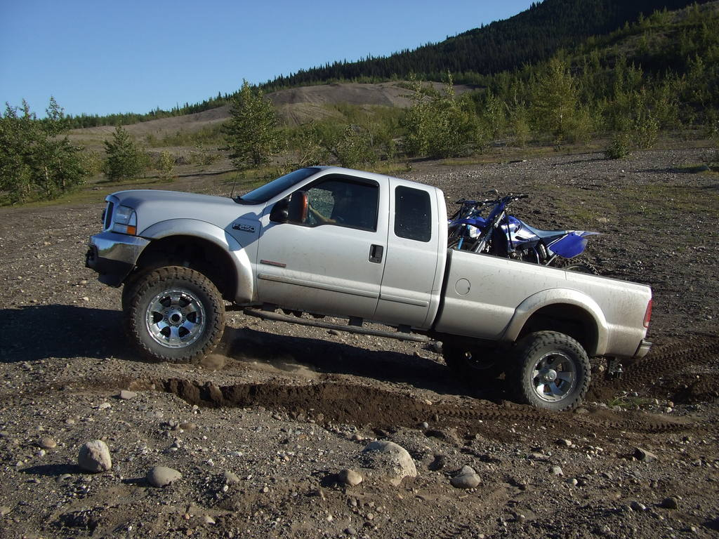 Ford F-250 Super Duty #13