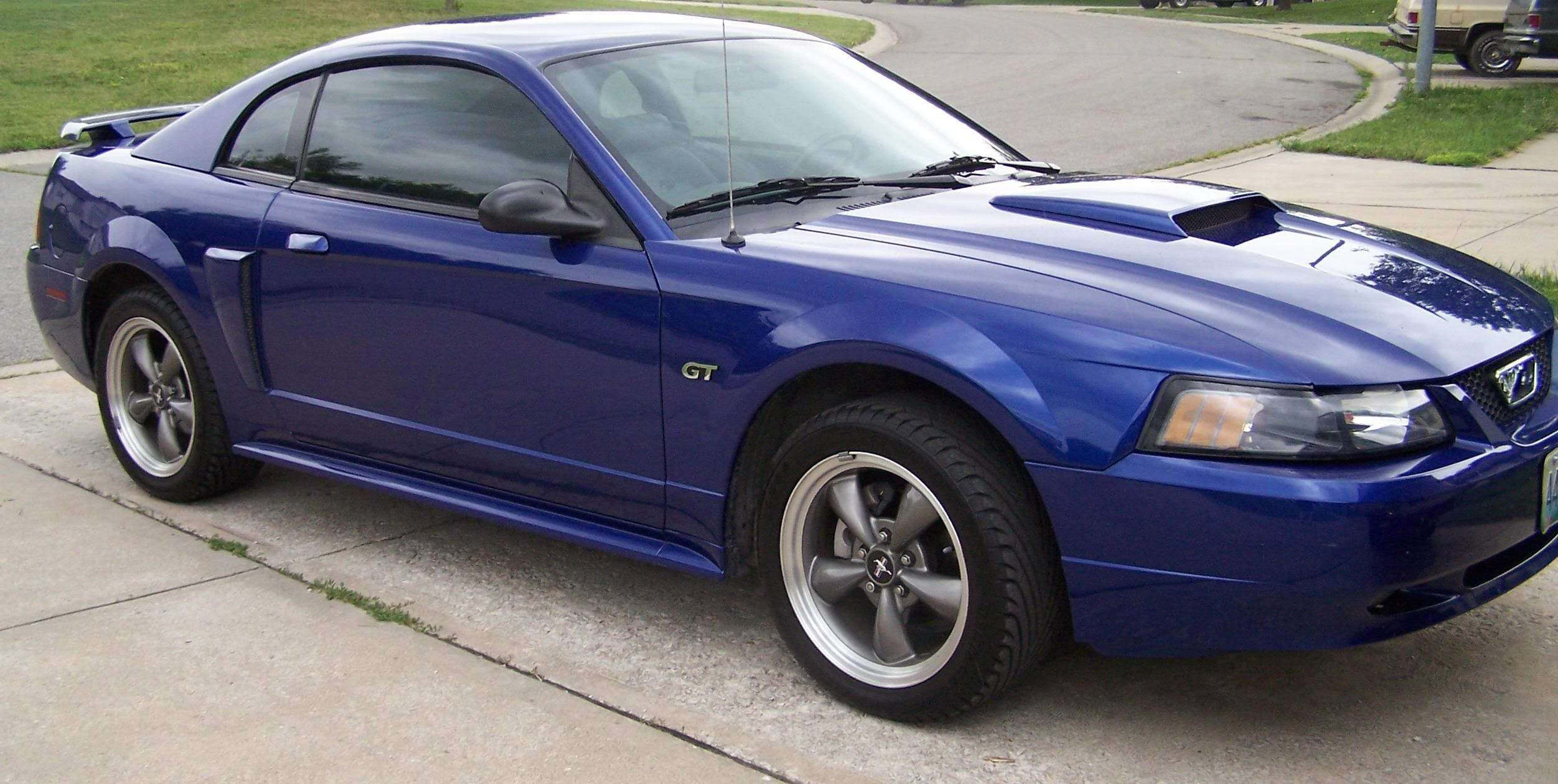 2003 ford mustang image 17
