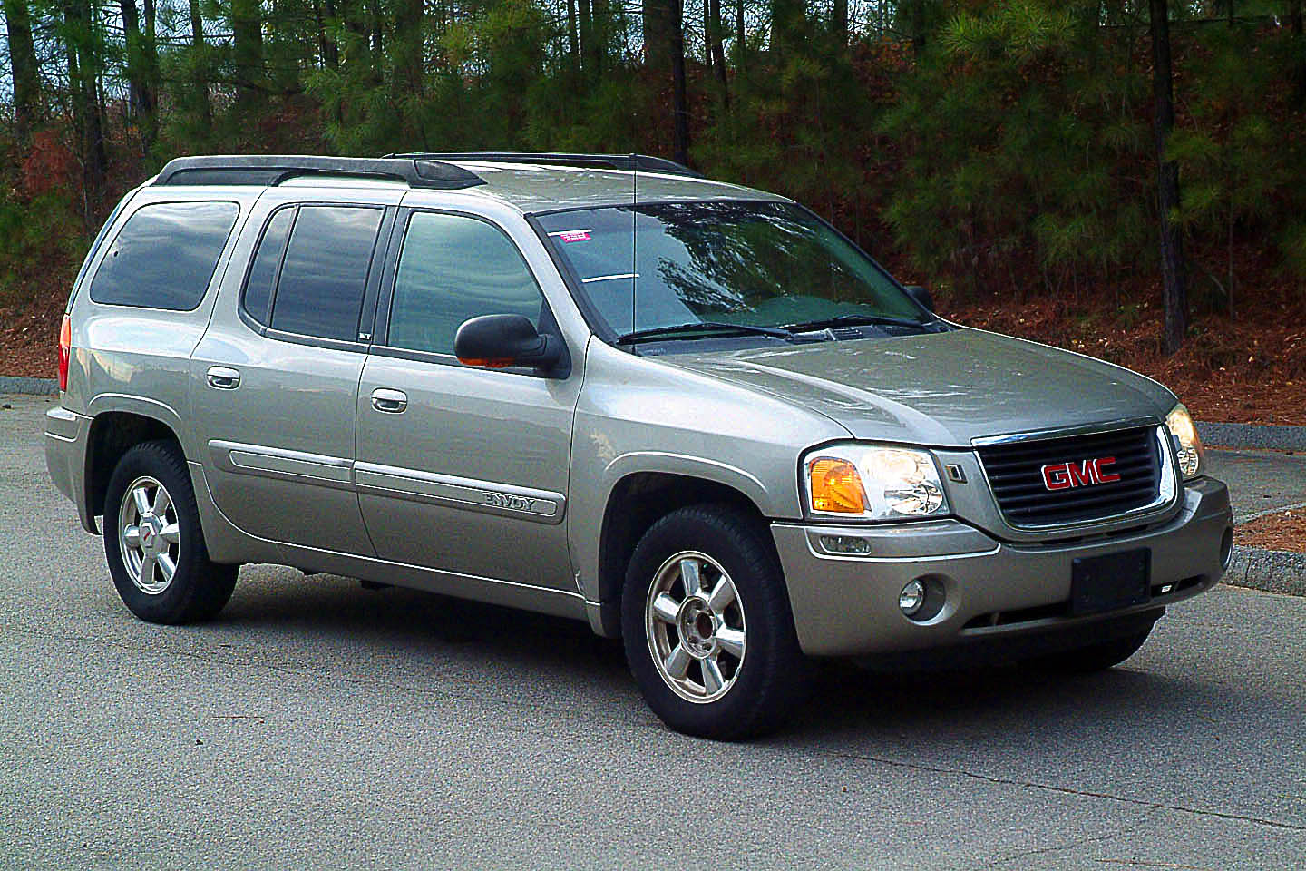 2003 gmc envoy information and photos zombiedrive. Black Bedroom Furniture Sets. Home Design Ideas