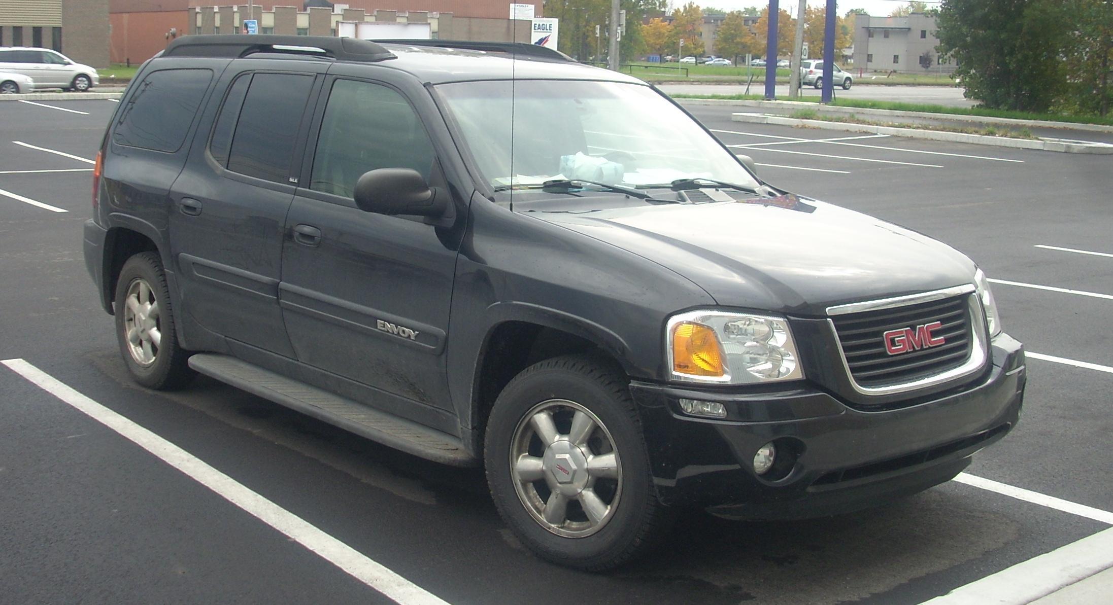 3730 2003 Gmc Envoy Xl 4