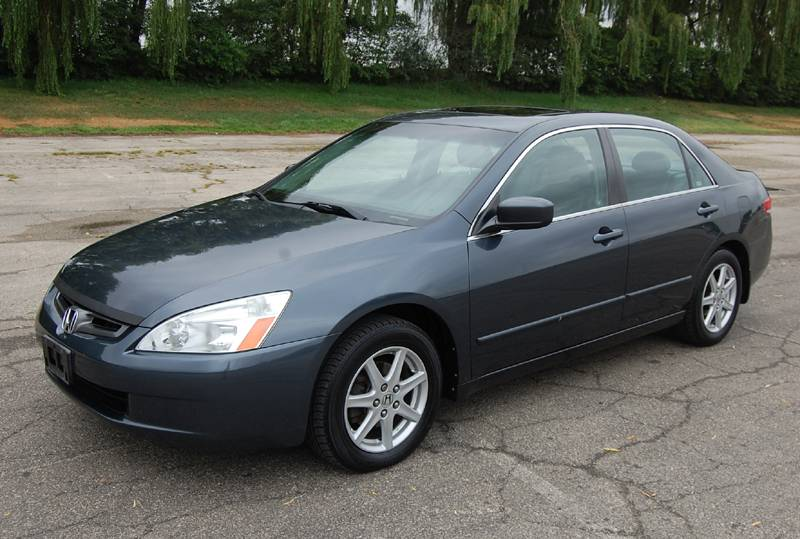 2003 Honda Accord  Information and photos  ZombieDrive