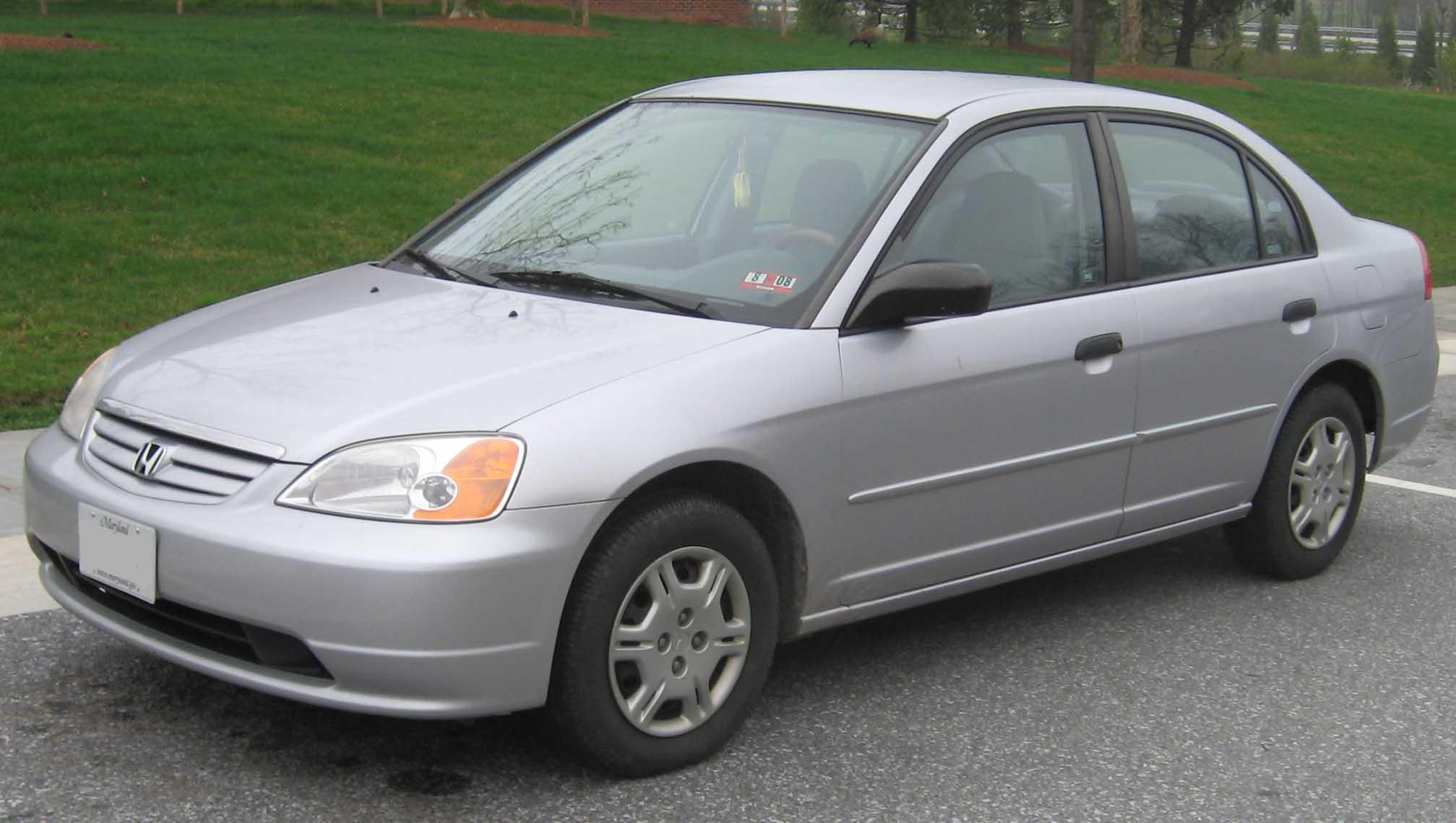 2003 Honda Civic #14 Honda Civic #14