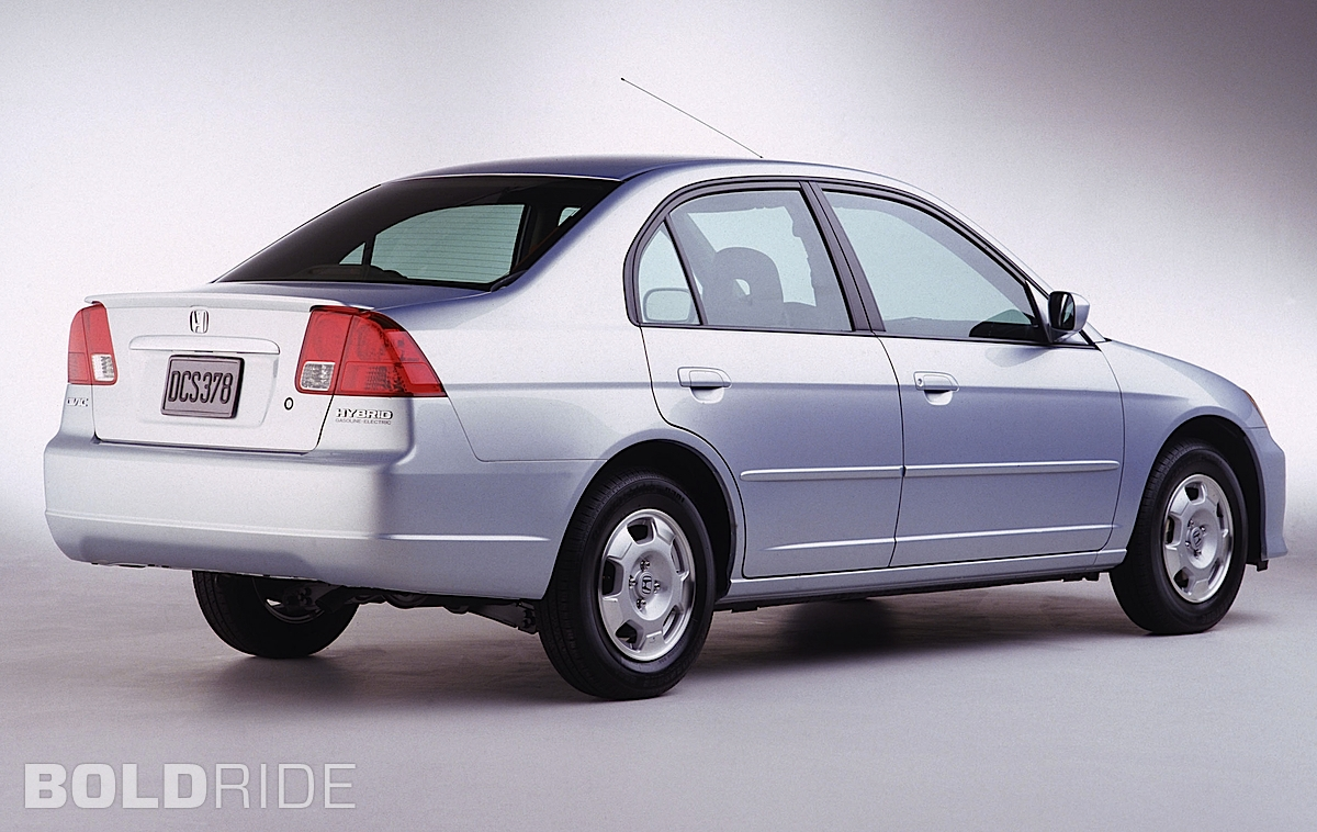 Honda Civic #10