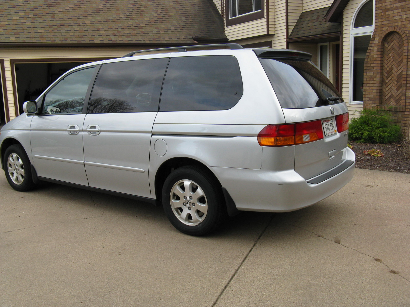 2003 Honda Odyssey - Information and photos - ZombieDrive