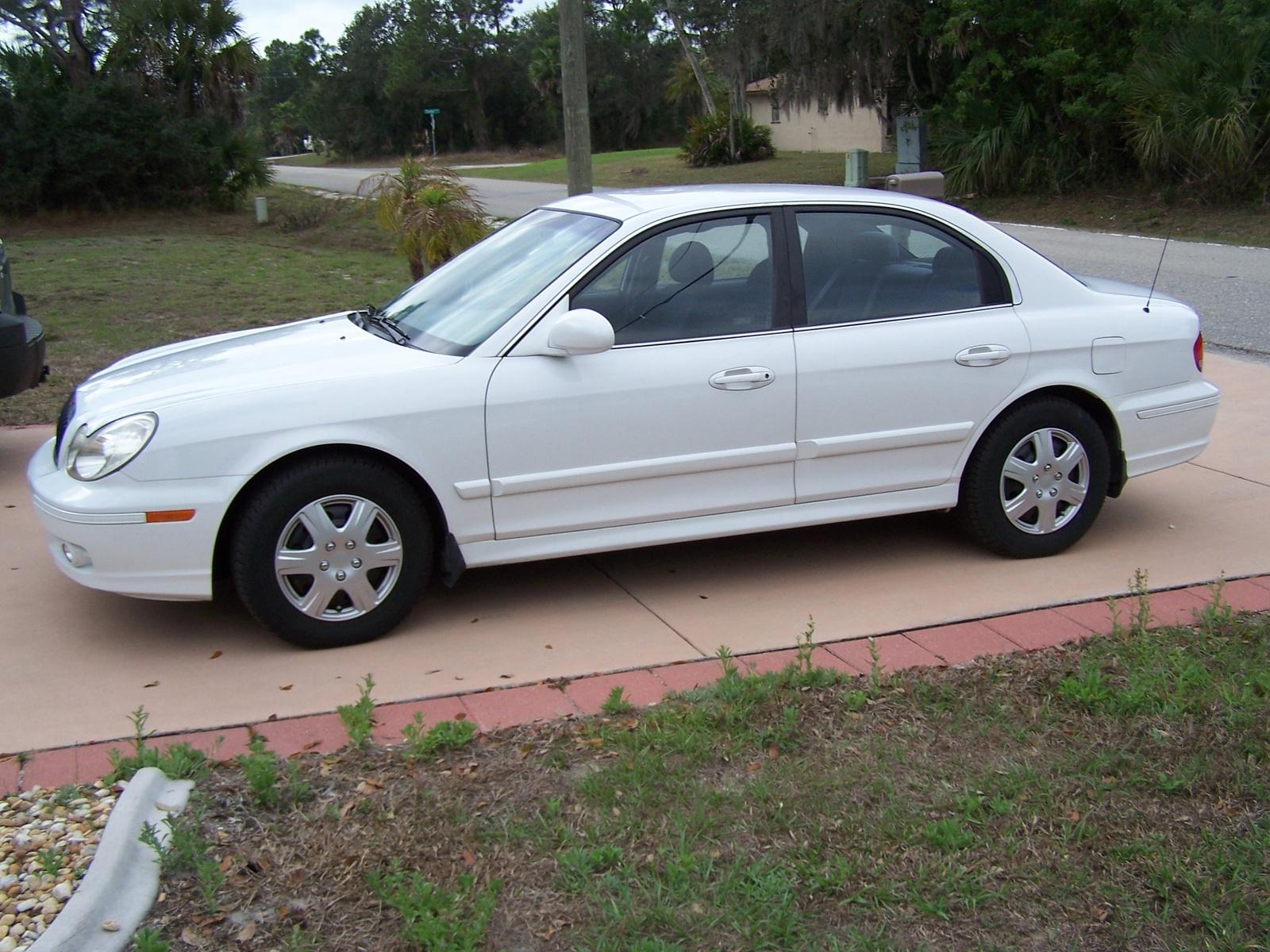 2003 Hyundai Sonata Information And Photos Zombiedrive