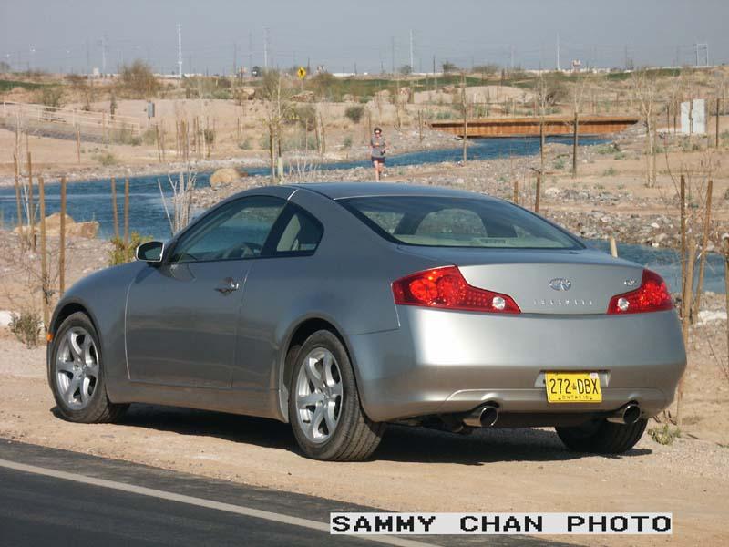 2003 Infiniti G35 Coupe >> 2003 INFINITI G35 - Image #16
