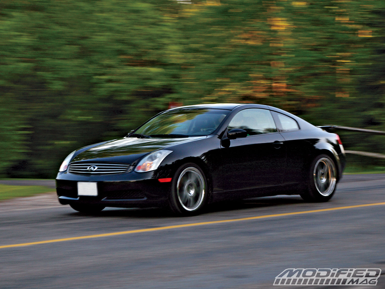 2003 Infiniti G35  Information and photos  ZombieDrive