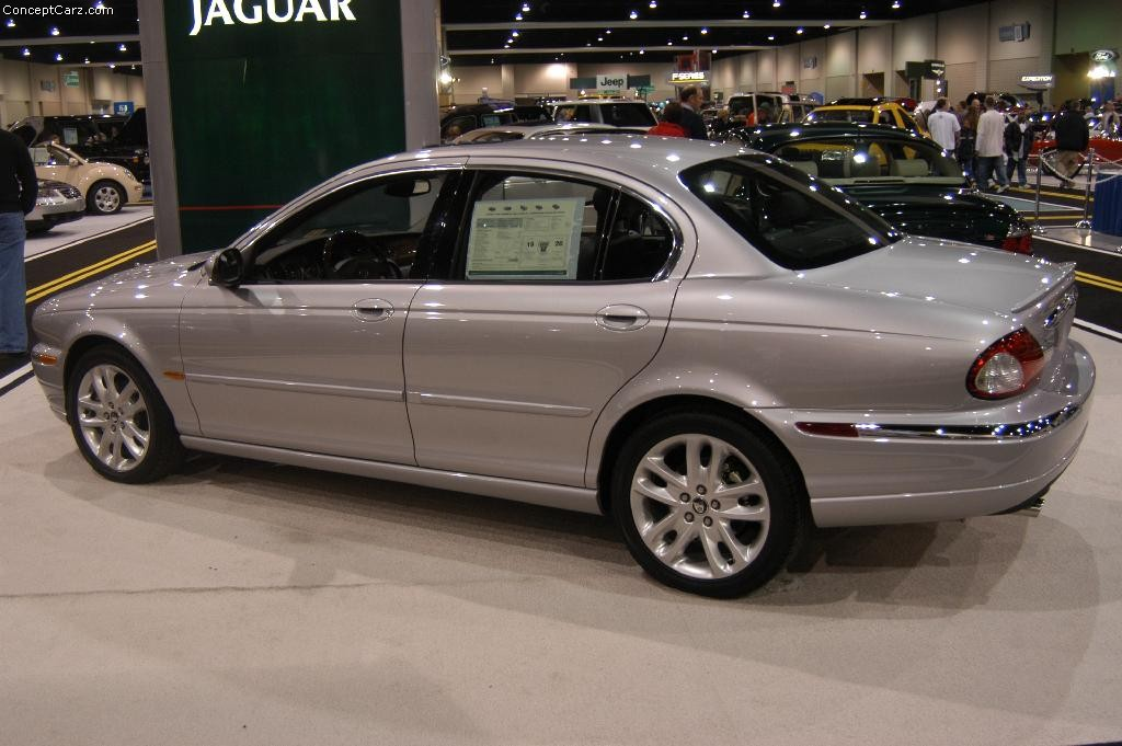 High Quality 2003 JAGUAR X TYPE   Image #11