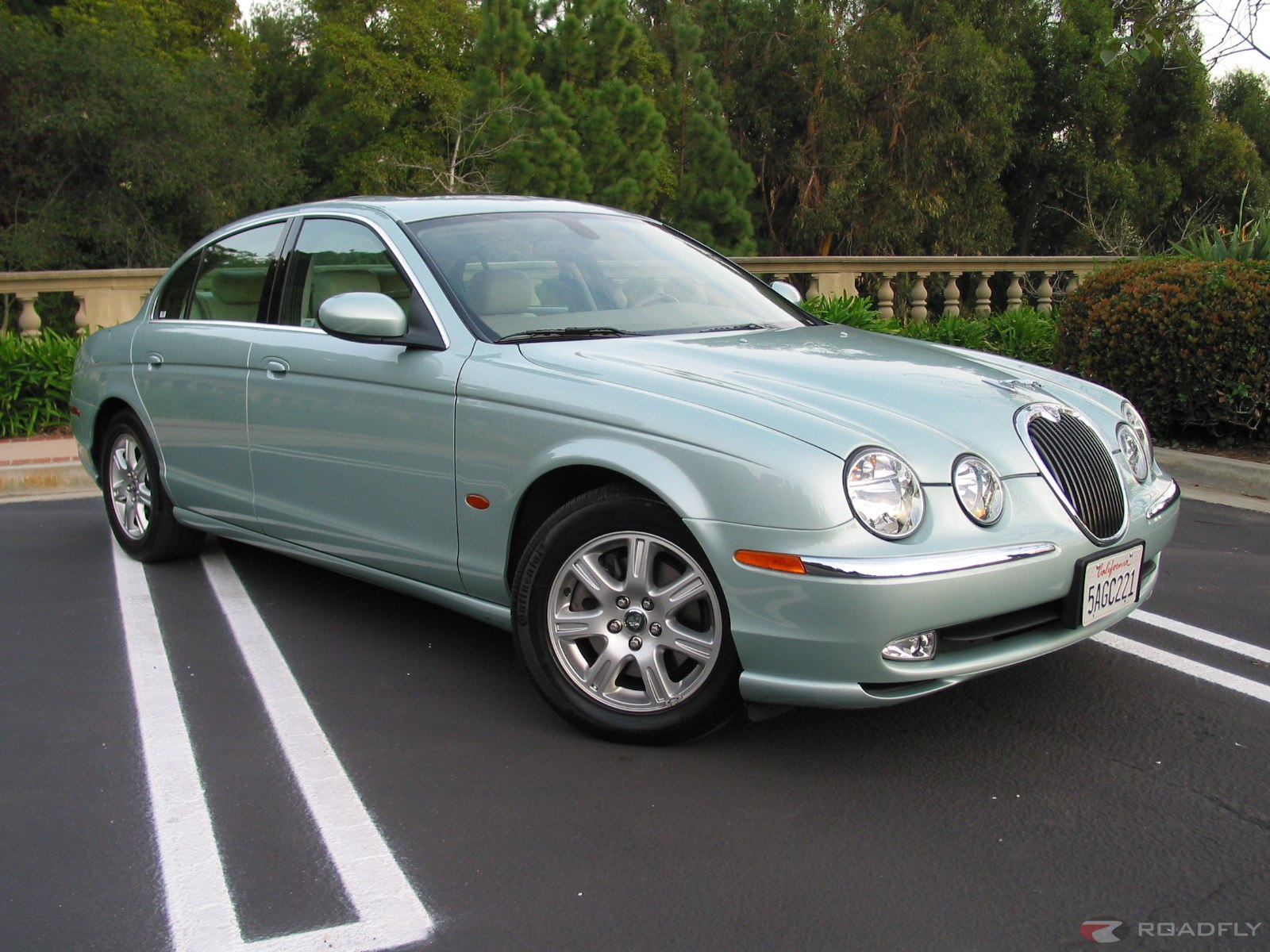 2003 Jaguar Xj Series 20