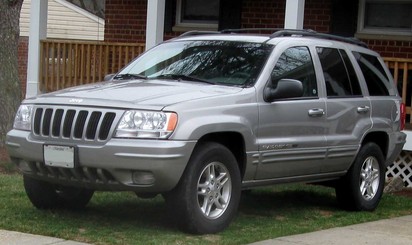 2003 Jeep Grand Cherokee #1 Jeep Grand Cherokee #1