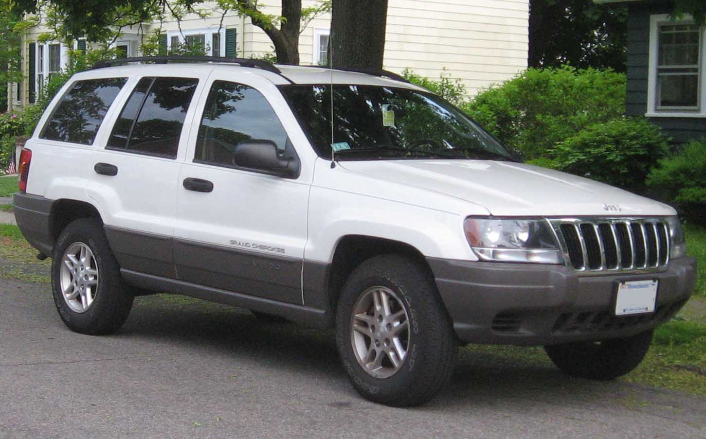 2003 Jeep Grand Cherokee Image 5
