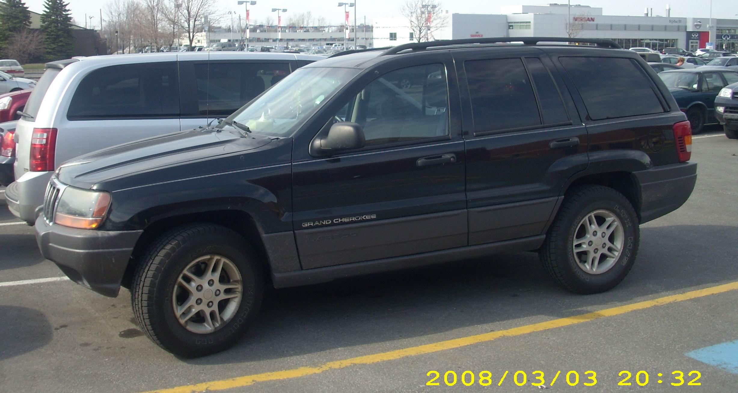 2003 Jeep Grand Cherokee #2 Jeep Grand Cherokee #2