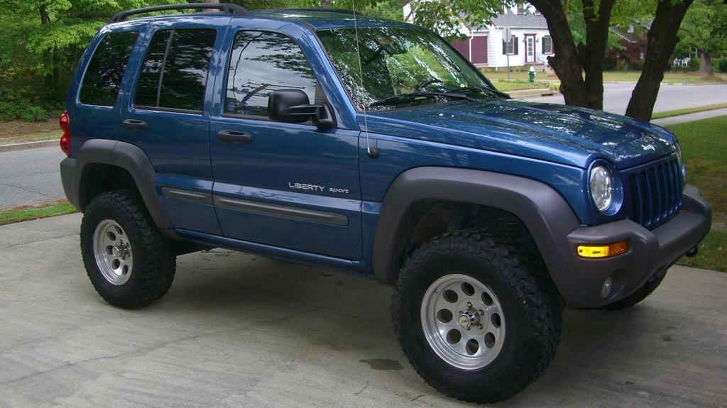 2003 jeep liberty - image #5