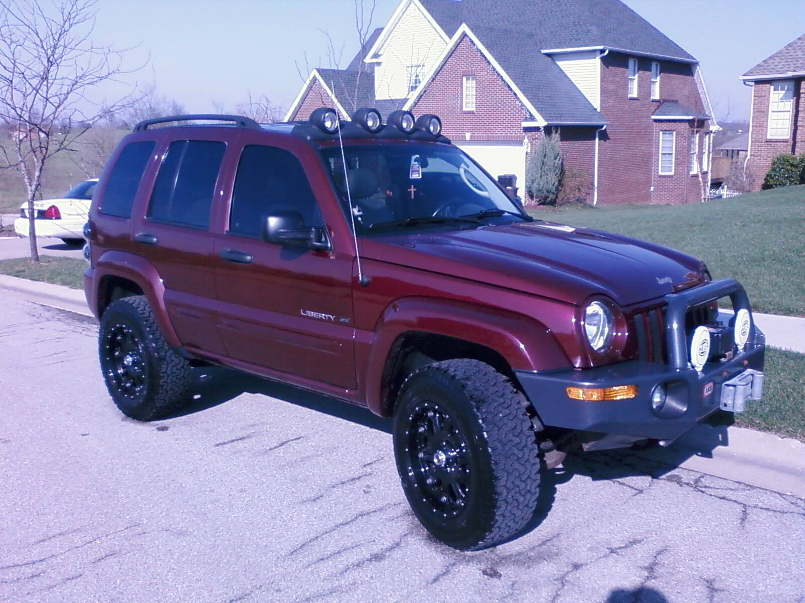 2003 Jeep Liberty - Information and photos - ZombieDrive