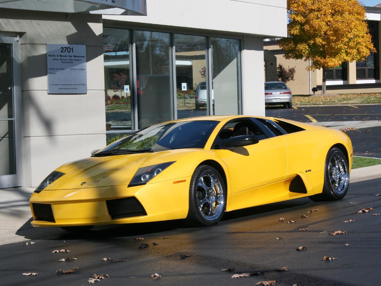 2003 Lamborghini Murcielago Image 7