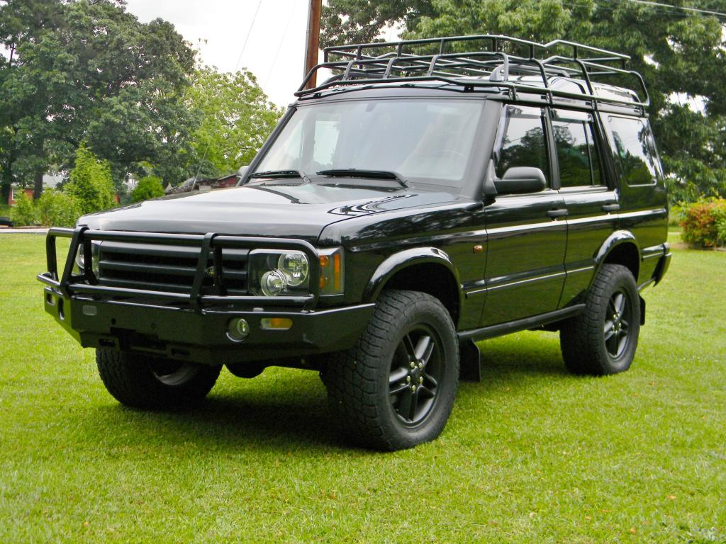 Land Rover Discovery #9