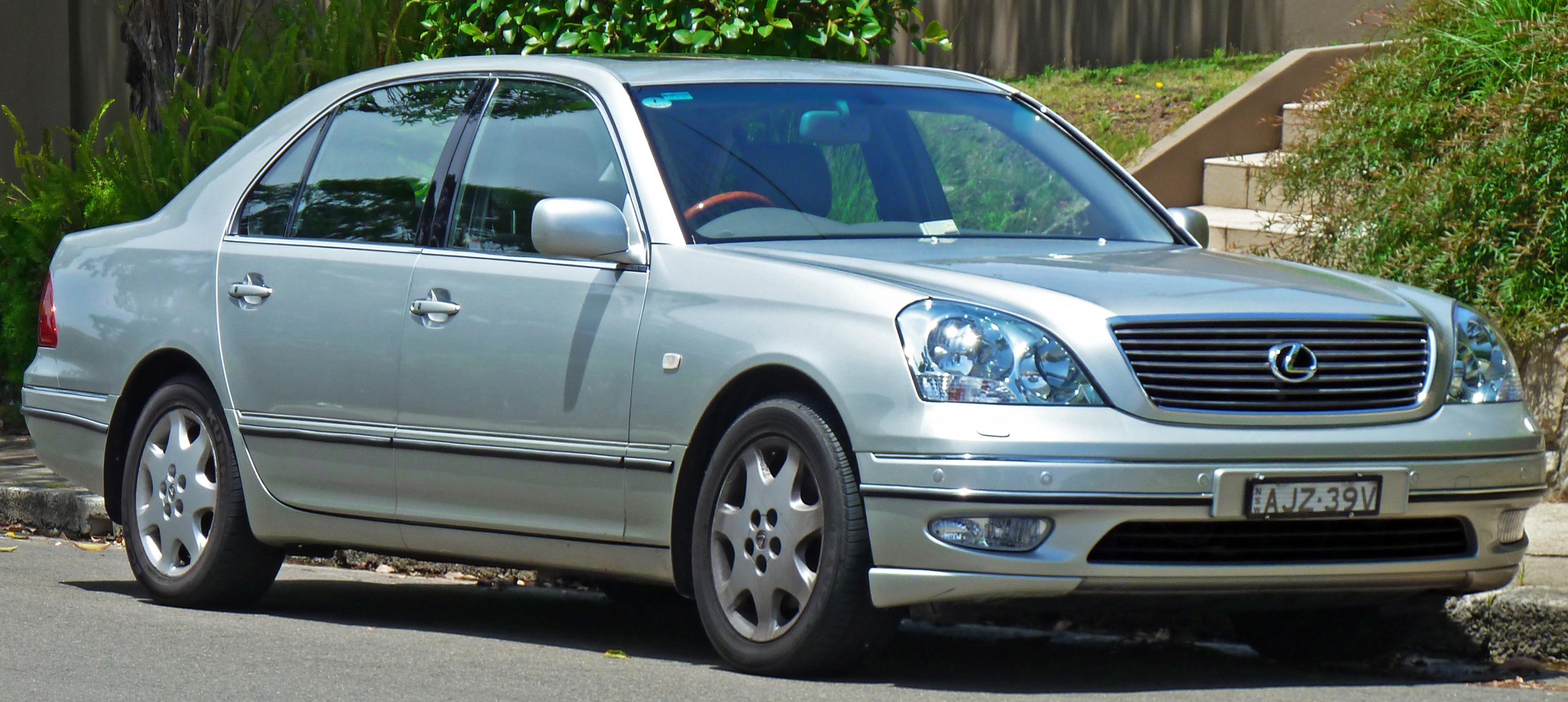 2003 Lexus Ls430 >> 2003 Lexus Ls 430 Image 15