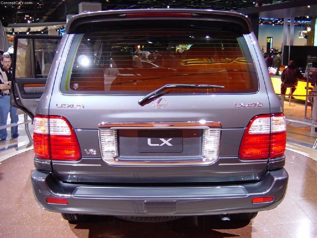 2003 lexus lx 470 16 lexus lx 470 16