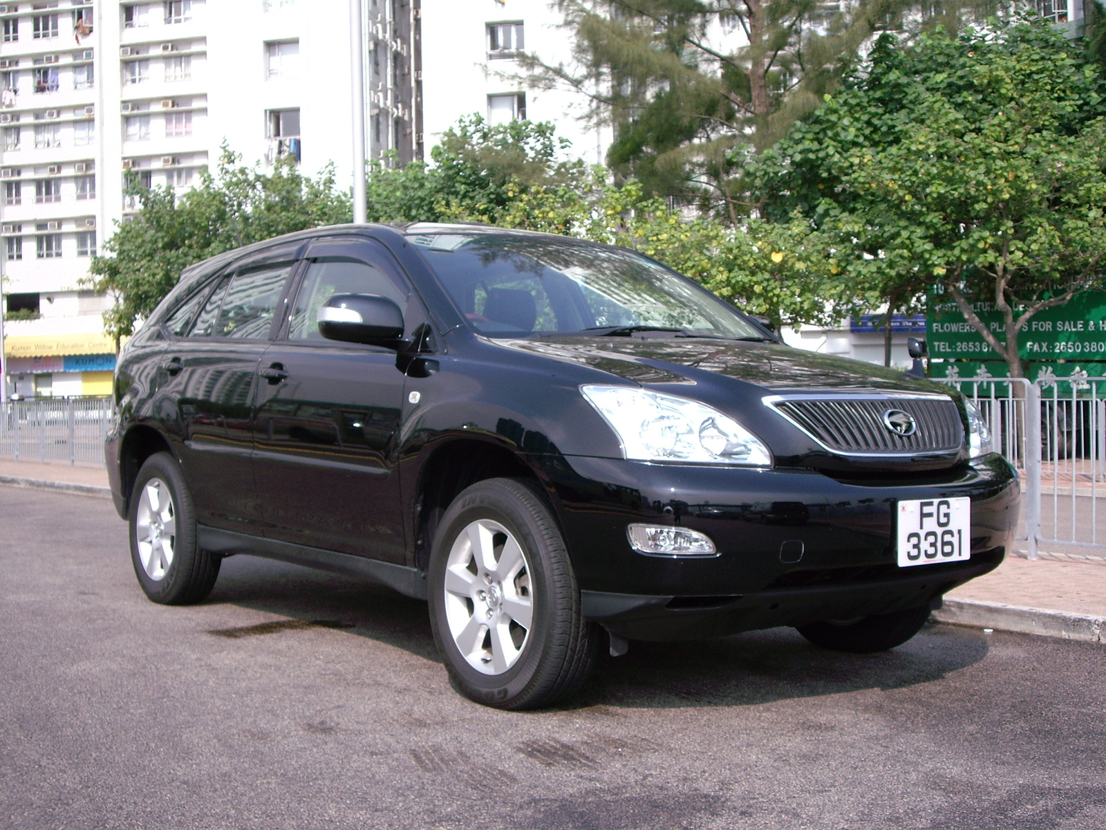 2003 Lexus RX 300  Information and photos  ZombieDrive
