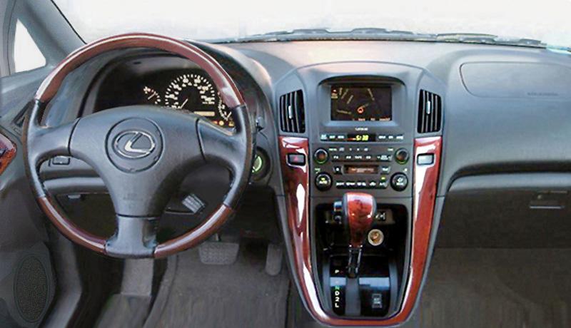 2003 Lexus RX 300 #12 Lexus RX 300 #12