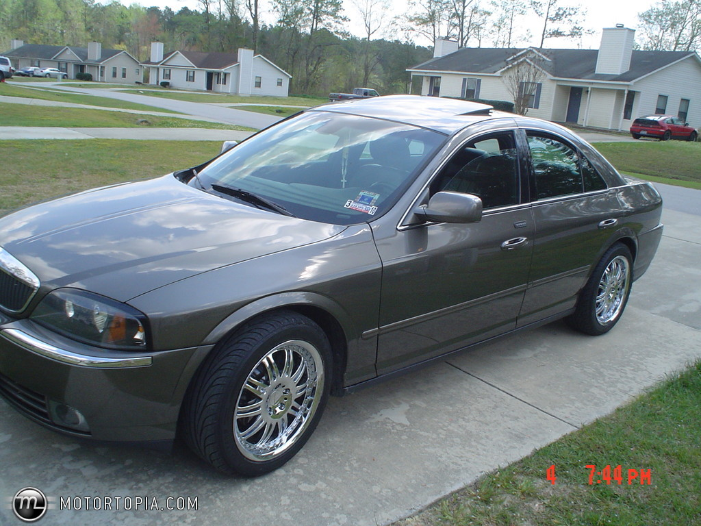 Lincoln LS #4