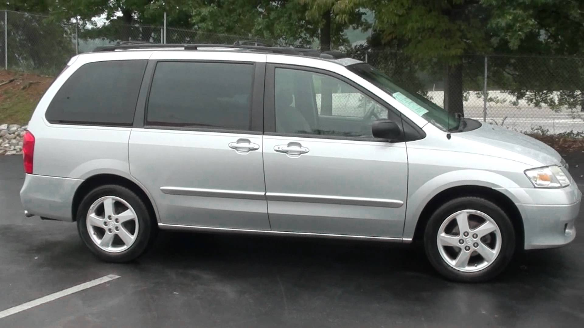 2003 Mazda Mpv Image 14