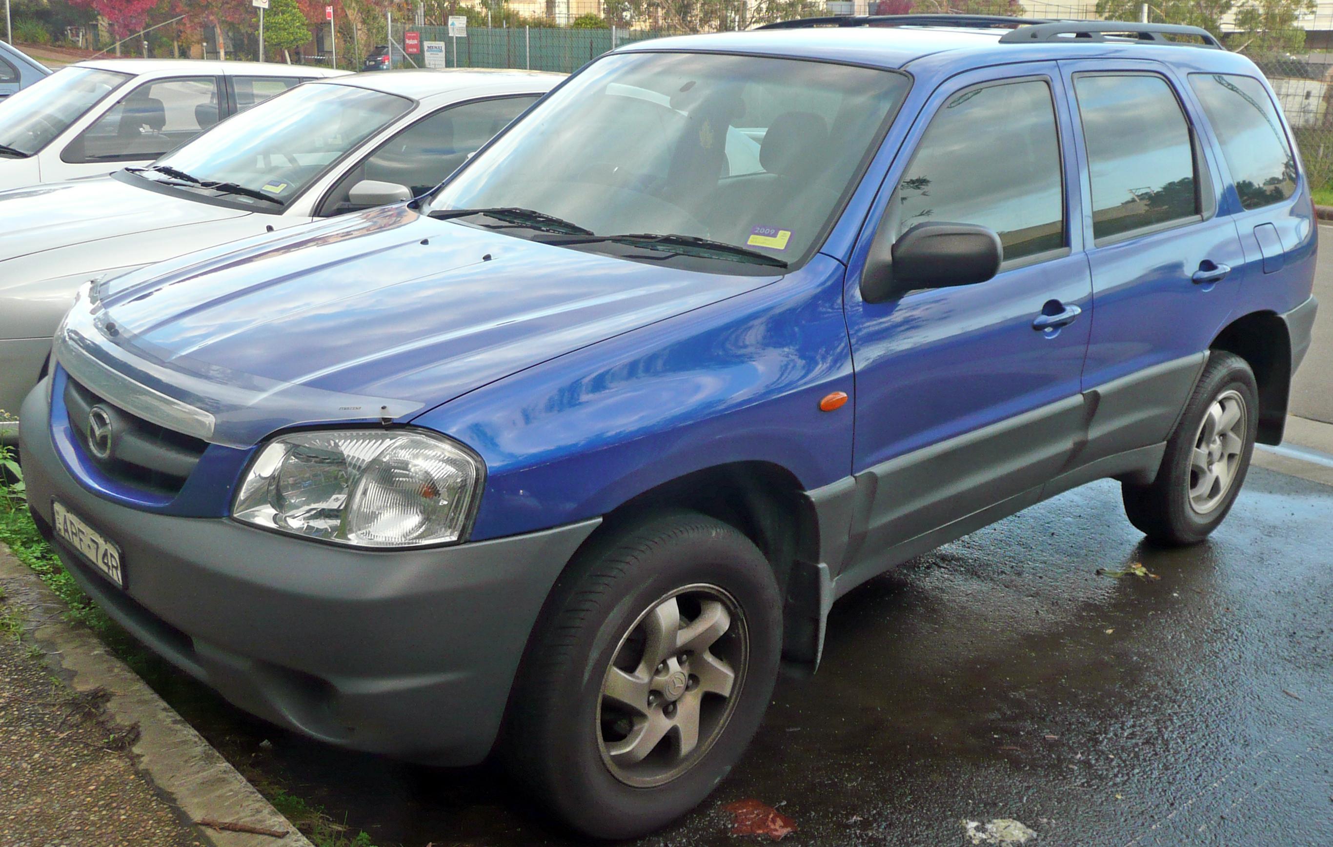 Mazda >> 2003 MAZDA TRIBUTE - Image #16