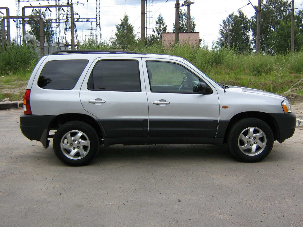 2003 Mazda Tribute | Autos Post