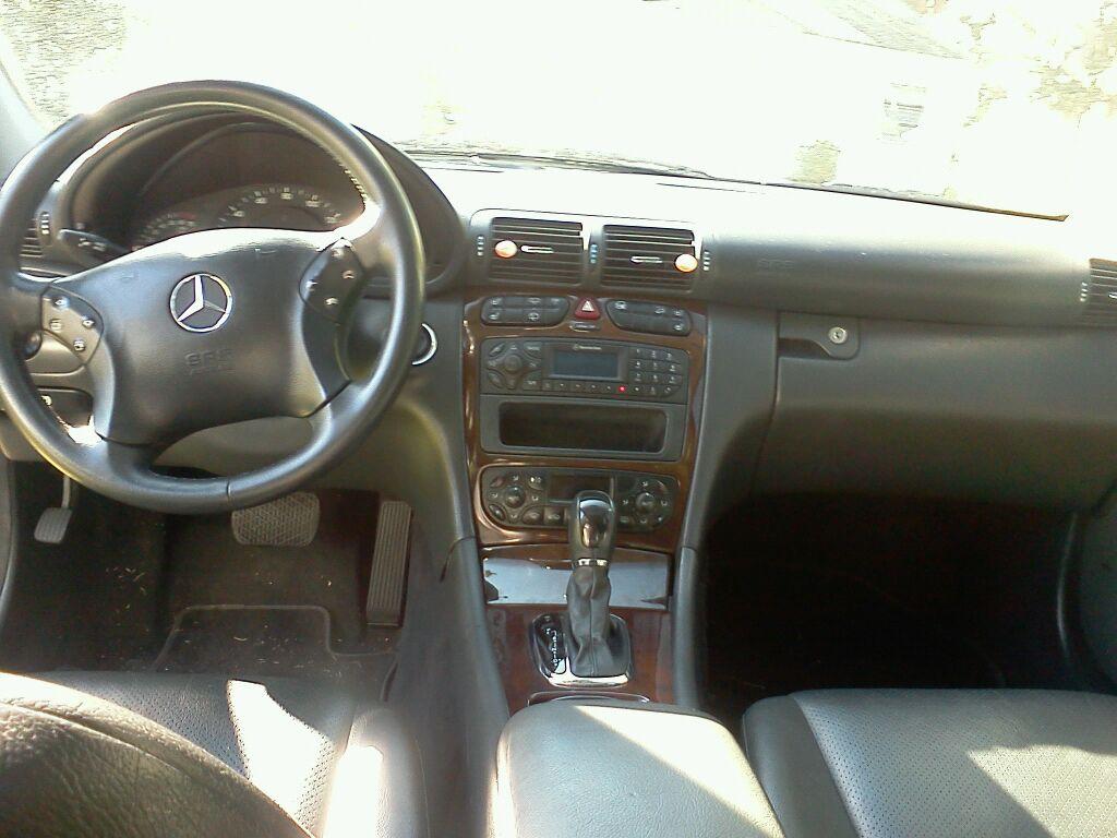 Image Of Class C Mercedes   Doors