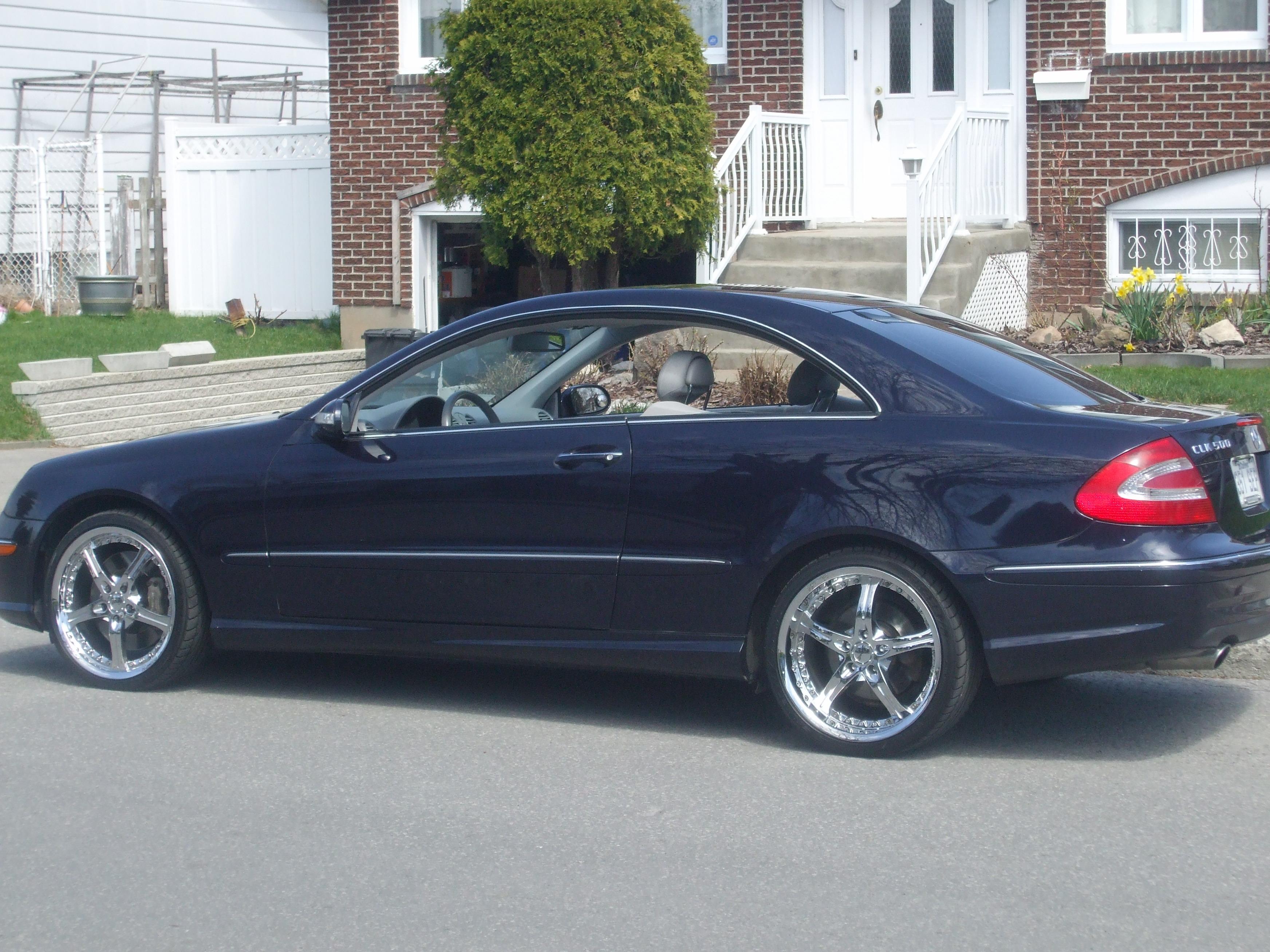 2003 Mercedes Benz Clk Class Image 7