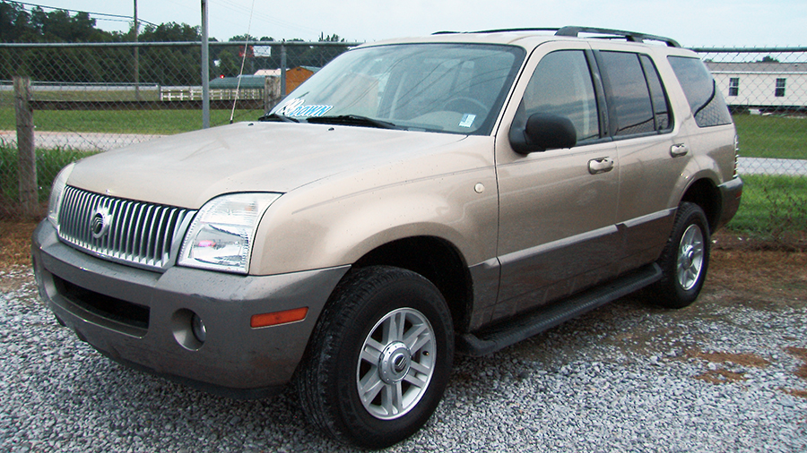 Mercury Mountaineer #4