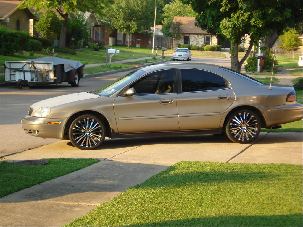 Mercury Sable #12