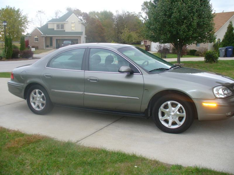 Mercury Sable #16